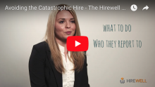 Avoiding Catastrophic hire